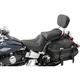 SaddleHyde GC-Style Dominator Solo Seat w/ Backrest Option - 806-150-042