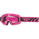 Youth Pink Focus Goggles - 37-3014