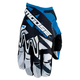Blue MX1 Gloves