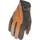 Black/Orange Title Cold Weather Gloves