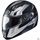 Black/Gray/White CL-Max 2 Ridge Helmet