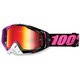 Black/Purple/Pink Racecraft Haribo Goggle w/Mirror Red Lens - 50110-117-02