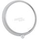 Chrome 7 in. Headlight Ring Trim - 2001-0557