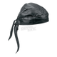 Black Leather Headwrap - I0100