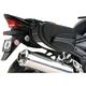 Black Mini Expandable Sport Saddlebags - CL-890