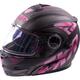 Matte Fuchsia Fuel Modular Helmet