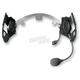 N-Com Basic Kit for N102 Helmets - ANCOM527B5601