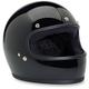 Gloss Black Gringo Helmet