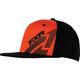 Orange/Black Race Hat - 15918.30100