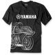 Black Yamaha R1 Premium T-Shirt