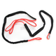 Red 3/16 in. x 8 ft. Synthetic Winch Rope - 4505-0566