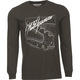 Black Fly Focus Long Sleeve Shirt