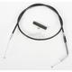 Black Vinyl Throttle Cable - 0650-0406