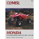 Honda ATV Repair Manual - M348