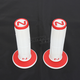 White/RedCamSoft/HardCompoundGrips - CD-102