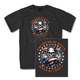 Tar American By Birth Biker By Choice T-Shirt
