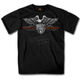 Black Brotherhood Eagle T-Shirt