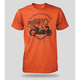 Orange Heritage RC211V T-Shirt