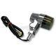 Round #3 Single Filament Marker Lights w/Smoke Lens - 25-8600