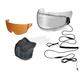 Electric Shield Snow Kit for Revolver Helmets - 2028889