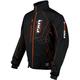 Black/Orange Tactic Air Jacket