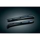 Gloss Black Rear Fender Strip Lights - 7744