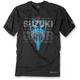 Black GSX-R Silhouette T-Shirt