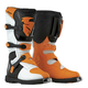 Youth White/Orange Blitz Boots