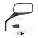 Black OEM Rectangular Mirror - 20-43021