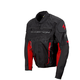 Black/Red Battalion Jacket
