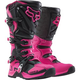 Black/Pink Womens Comp 5 Boots