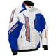 Blue/White/Orange Force Jacket