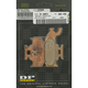 Standard Sintered Metal Brake Pads - DP988