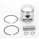 OEM-Type Piston Assembly - 73.4mm Bore - 09-687