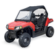 UTV Roof Cap w/ Front and Rear Windows - 18010010401S