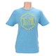 Electric Blue Stern Style Premium T-Shirt