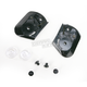 Black Pivot Kit for Z1R Youth Helmets - GEARPLATE