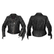 Women's Black Madonna Leather Jacket