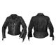 Women's Black Madonna Leather Jacket