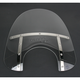 Memphis Fats 19 in. Windshields with 9 in. Headlight Cutout - MEM3710