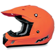 Safety Orange FX17 Helmet