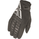 Black/White Title Cold Weather Gloves