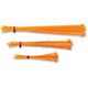 Orange 30 Pack Cable Ties - 2404-0589