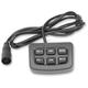 Black Handlebar Remote - JHDHBCB