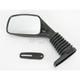 Black Universal Rectangular Mirror - 20-25182