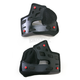 Black Cheek Pad Set for Medium and Large RS Series Helmets
