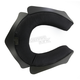 Black Neck Curtain for Qualifier Helmets