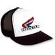 Black/White Honda Vintage Snapback Hat - 18-86302