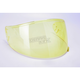High Definiton Yellow CW-1 Shield for Shoei Helmets - 0213-9103-00
