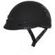 Gloss Silver Nano Custom Half Helmet